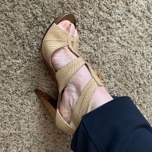 Michael Kors high heels shoes